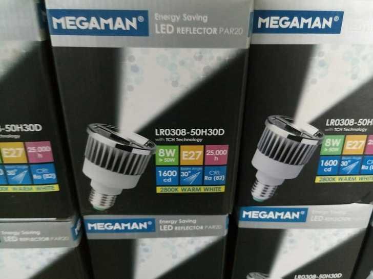 Lampada de LED 8 W