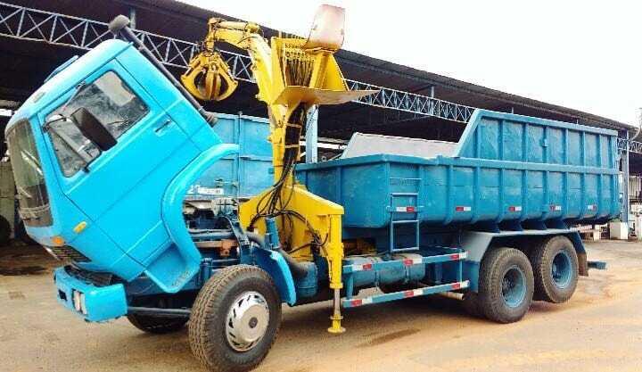 Caminhão Truck Volks 13130
